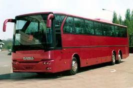 Автобус Ikarbus IK-415. Техническая характеристика
