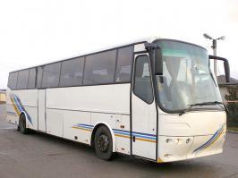 Автобус Bova FHD 13-380. Техническая характеристика