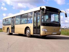 Автобус Golden Dragon XML6106E. Техническая характеристика