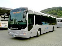 Автобус MAN Lion Regio L. Техническая характеристика