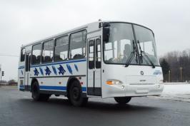 Автобус ПАЗ 4230 (-03,-06). Техническая характеристика