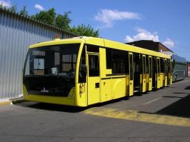 Автобус МАЗ 171. Техническая характеристика
