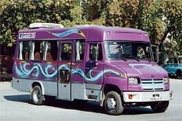 Автобус КАвЗ 324410. Техническая характеристика