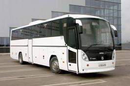 Автобус ГолАЗ 529xx /Круиз/. Техническая характеристика