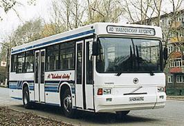 Автобус ПАЗ 4228. Техническая характеристика