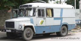 Автобус СЕМАР САРЗ-3282. Техническая характеристика