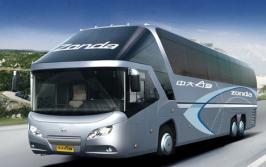 Автобус Zonda YCK6139HGW. Техническая характеристика