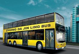 Автобус Zonda JLY6137SBK. Техническая характеристика