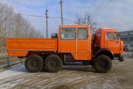Автобус НефАЗ 4208-18. Техническая характеристика