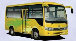 Автобус Zonda YCK6602. Техническая характеристика