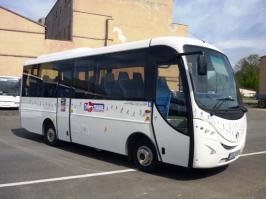 Автобус Irisbus Proxys. Техническая характеристика