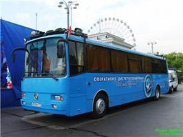 Автобус ЛАЗ 5207. Техническая характеристика
