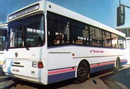 Автобус ПАЗ 4223. Техническая характеристика
