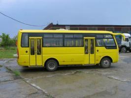 Автобус Higer KLQ 6728 G. Техническая характеристика