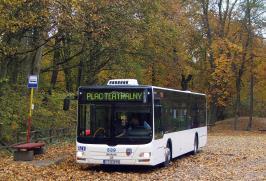 Автобус MAN Lion City T. Техническая характеристика