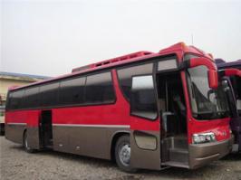 Автобус Daewoo BH-117. Техническая характеристика