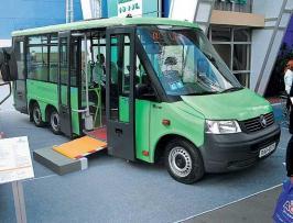 Автобус ПАЗ Сити. Техническая характеристика