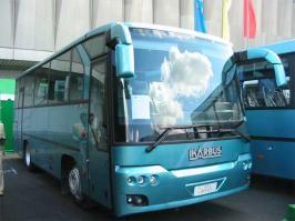 Автобус Ikarbus IK-308. Техническая характеристика