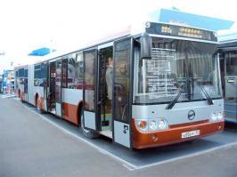 Автобус ЛиАЗ 6213. Техническая характеристика