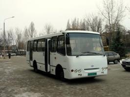 Автобус Богдан А-09201. Техническая характеристика
