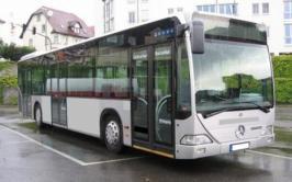 Автобус Mercedes-Benz O 530 Citaro. Техническая характеристика