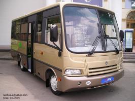 Автобус ПАЗ 3202 Валдай. Техническая характеристика