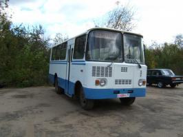 Автобус РМЗ РОДНИК-32301. Техническая характеристика