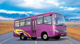 Автобус Mudan MD6743. Техническая характеристика