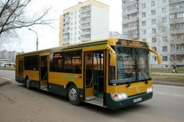Автобус ЛиАЗ 5293. Техническая характеристика