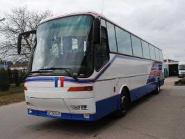 Автобус Bova FHD 13-340. Техническая характеристика