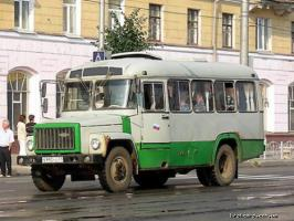 Автобус СЕМАР САРЗ Керженец. Техническая характеристика