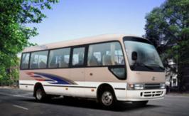 Автобус Mudan MD6703. Техническая характеристика
