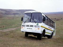 Автобус ПАЗ 3206. Техническая характеристика