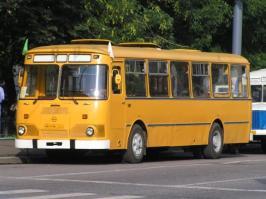 Автобус ЛиАЗ 677. Техническая характеристика