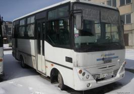 Автобус IVECO M 23 HD. Техническая характеристика