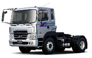 Автомобиль Hyundai HD-450 Колесная формула 4x2 Техническая характеристика