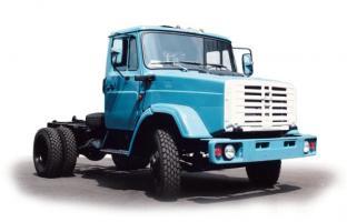 Автомобиль ЗиЛ 452642 Колесная формула 4x2 Техническая характеристика