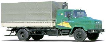 Автомобиль КрАЗ 5133B2 Колесная формула 4x2 Техническая характеристика