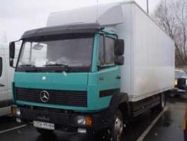 Автомобиль Mercedes-Benz 817 Колесная формула 4x2 Техническая характеристика