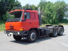 Автомобиль ТАТРА T815-290N3T383006x6.2R/371 Колесная формула 6x6 Техническая характеристика