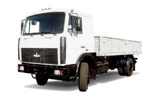 Автомобиль МАЗ 533605-220 Колесная формула 4х2 Техническая характеристика