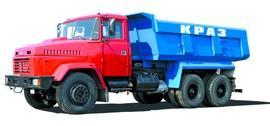 Автомобиль КрАЗ 6510-030 Колесная формула 6x4 Техническая характеристика