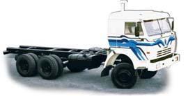 Автомобиль КАМАЗ 53228 Колесная формула 6x6 Техническая характеристика