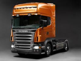 Автомобиль Scania R580 Колесная формула 4х2 Техническая характеристика