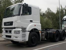 Автомобиль КАМАЗ 65206 Колесная формула 6x4 Техническая характеристика
