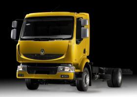 Автомобиль Renault Midlum 220.16 HD DCI.6 Колесная формула 4x2 Техническая характеристика
