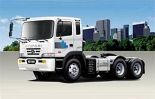 Автомобиль Hyundai HD-1000 Колесная формула 6x4 Техническая характеристика