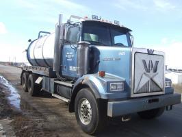 Автомобиль Western Star Trucks Western Star 4864FX 6*4 Колесная формула 6x4 Техническая характеристика
