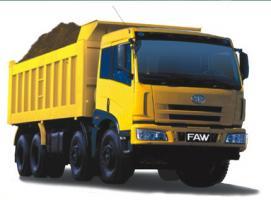 Автомобиль FAW CA3312P2K2T4A1 Колесная формула 8x4 Техническая характеристика