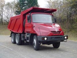 Автомобиль ТАТРА T 163-390SKT 40 300 6x6.2R/371 Колесная формула 6x6 Техническая характеристика